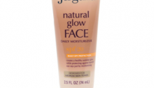 jergens natural glow face lotion
